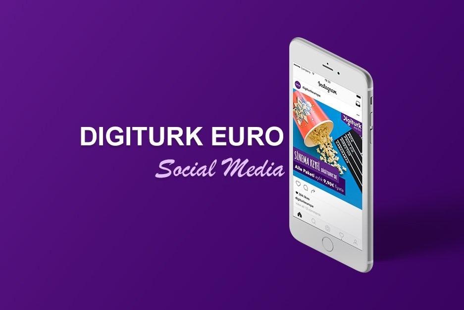 Digiturk Europa Sosyal Medya