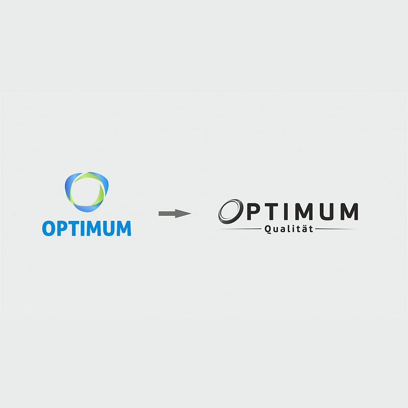 Optimum Store Logo Redesign