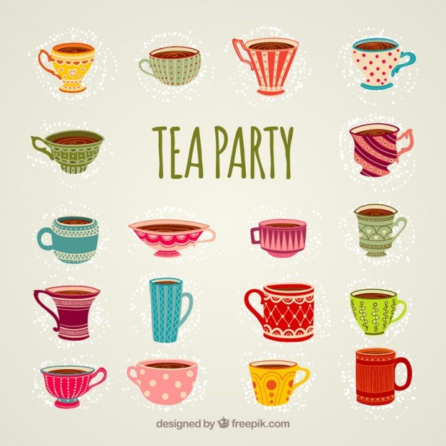 cups-for-tea-party