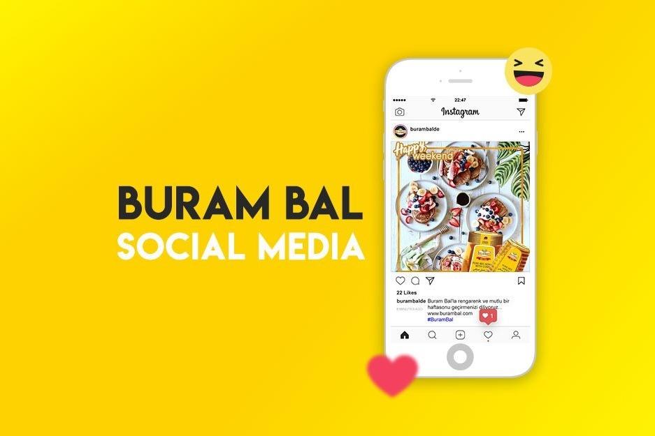 Buram Bal Sosyal Medya