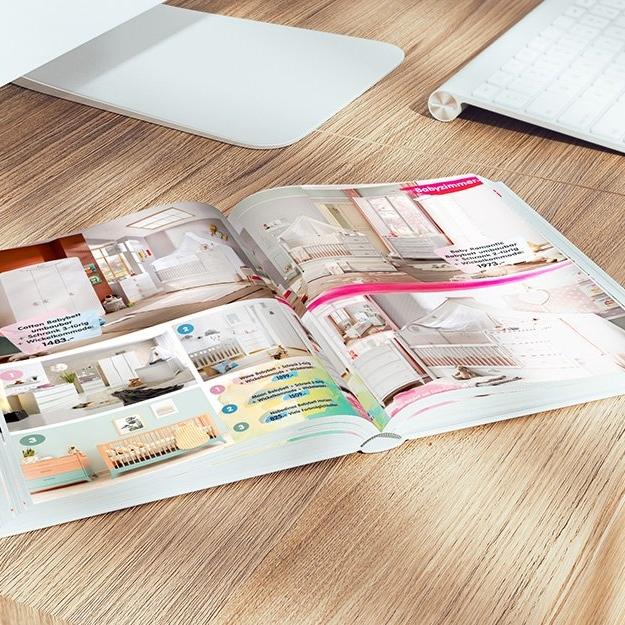 Grafik Tasarım ve Katalog Hazırlama