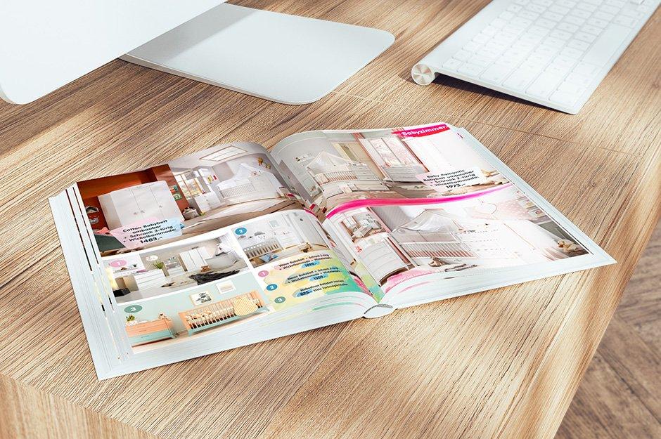 Firmalar için grafik tasarımı ve katalog hazırlatmanın önemi