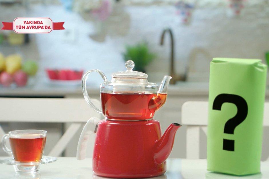 Avrupa'nın yeni seylan çayı Tutus Media ile huzurlarınızda