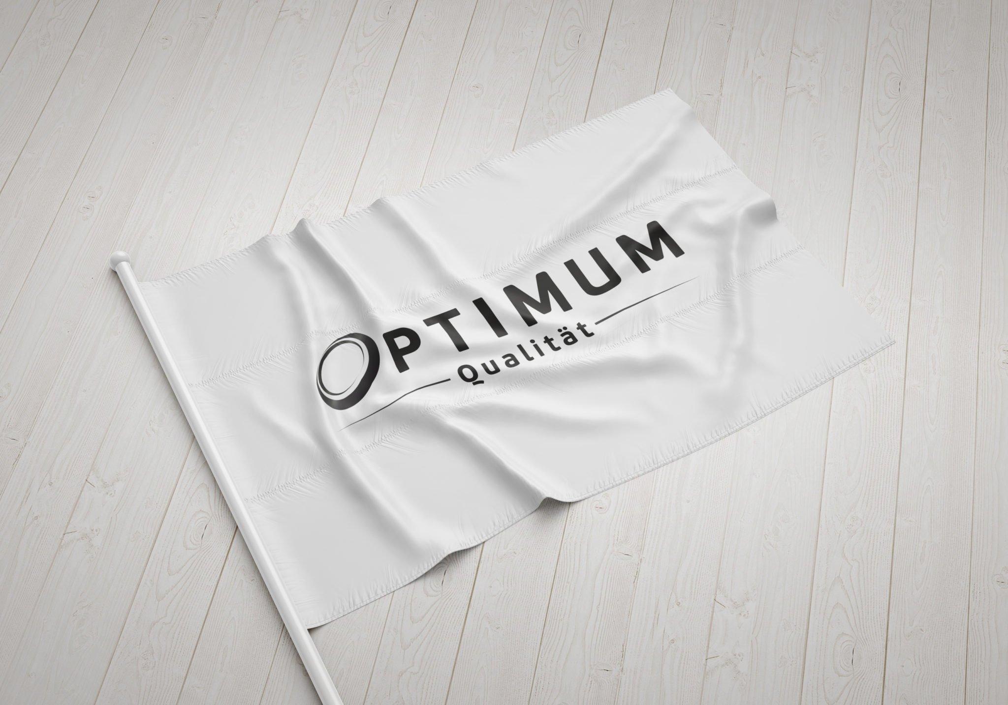 Optimum Store Redesign Logo Çalışması 2