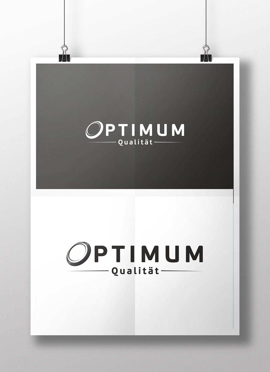 Optimum Store Redesign Logo Çalışması 9