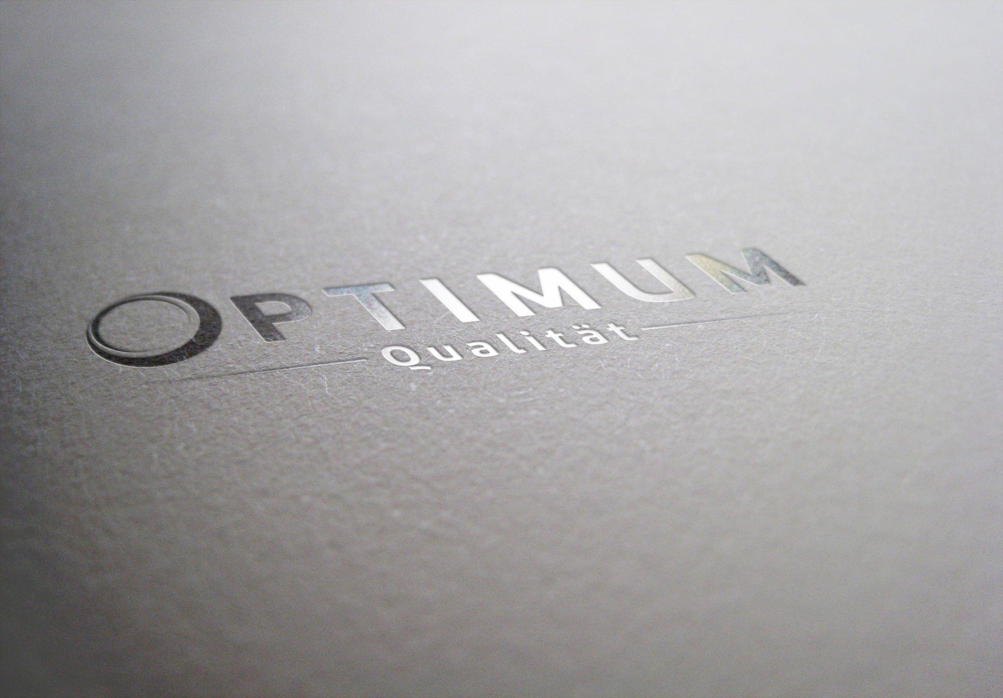 Optimum Store Redesign Logo Çalışması 8